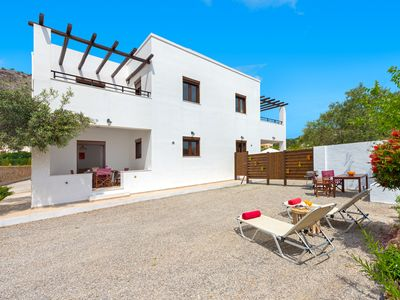 Photo for Mellfe villa in Pefkos-Lindos