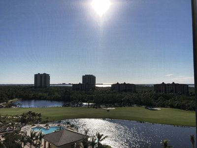 Photo for Private elevator to 7th floor SW corner residence w/ 3 Bedroom / 3 Bath+ Den