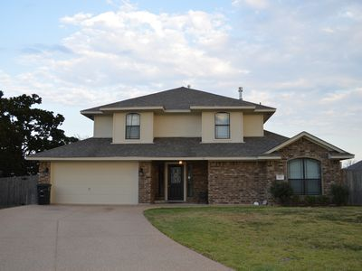 Photo for 6 Beds/3 baths - SLEEPS 14!! Easy to Kyle field!!!