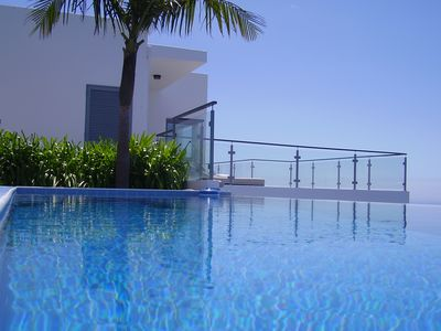 Photo for Quinta Pereira, best ocean views on the island, spacious and secluded oceanfront