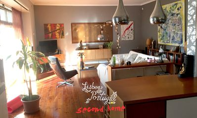 Photo for Wonderful and quiet .Feel at home in central and historic Lisbon. Family Friendl