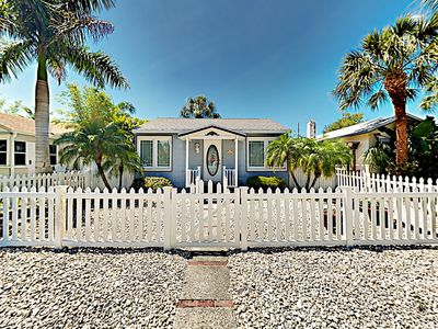 Photo for Cozy 2BR Beach Bungalow w/ Private Back Patio - 2 Blocks to Downtown Gulfport