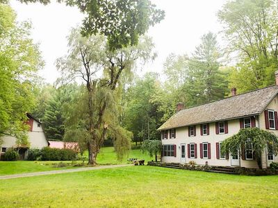 Photo for Beautiful Berkshire Farm House on 160+ Acres