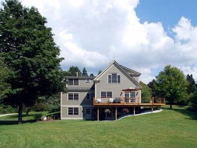 High Quality Home, In-town Location and Great Views of Mt. Equinox