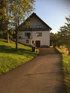 Photo for Idyllic apartment in the Eifel