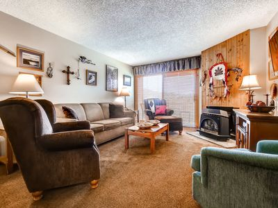 Photo for Cozy, Ski-In/Out Home -Easy Access to Events at Base -Pool/HotTubs, Free Shuttle