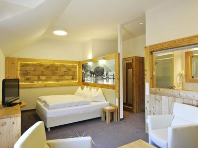 """Photo for Double room """"Superior small & fine"""" 103/302 - Weissensee, Hotel-Gasthof"""