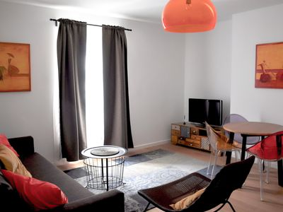 Photo for Top Spot Residence 16 apartment in Brussels Centre with WiFi & lift.