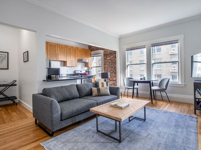 Photo for Lux Lower Nob Hill 1BR w/ Roofdeck, nr. Union Sq., by Blueground