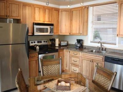 Fully equpped kitchen - your home away from home!