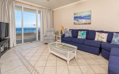 Photo for THE ENCLAVE - 3 Bedroom ~ BEACH FRONT Condo! *7 Night SPECIALS!*