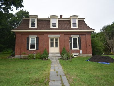 Photo for Historical New England 2Bedroom with 2 King beds Brick Building