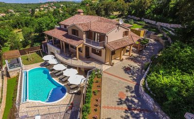 Photo for Magnificent villa for luxury holidays with a wide range of activities