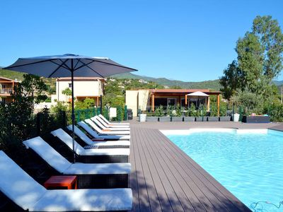 Photo for Apartment Marina di Favone  in St.Lucie de Porto Vecchio, Corsica - 4 persons, 1 bedroom