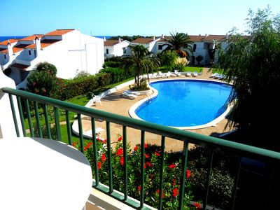 Photo for 2BR Apartment Vacation Rental in Port d'addaia