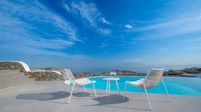 Photo for Kounoupas MYKONOS Villa 6 bedrooms 5 bathrooms and can accommodate up to 12 guests
