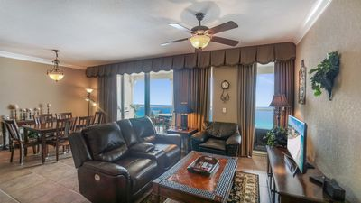 Photo for BC-1003 /3B Beach Club Gulf Front / Indoor Heated Pool