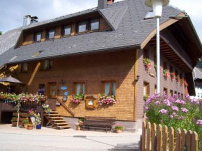 Photo for 1BR Apartment Vacation Rental in Bernau im Schwarzwald