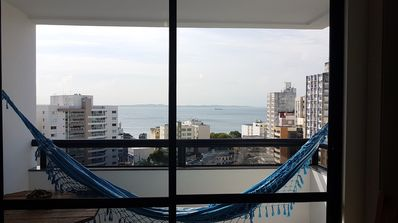 Photo for Apartment in Salvador with ocean view