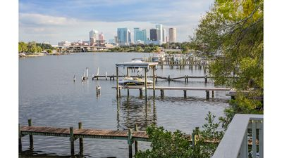 The Perch on the River-Amazing River & Downtown Views in the heart of old Tampa