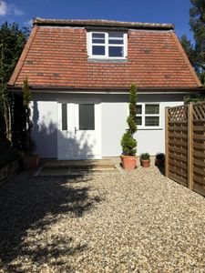 Photo for Detached gated cottage,sleeps 4