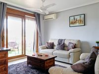 Great apartment. Nice and quiet, and only a short walk to pool area. Local amenities close by.
