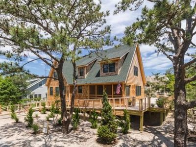 Photo for Beautiful Fire Island Rental - Seaview w/ swim spa