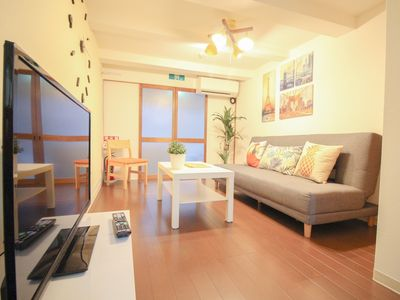 Photo for 4 minutes to the station!Comfortable space for 6 people OK Traditional Inn Casaholon / CA-1