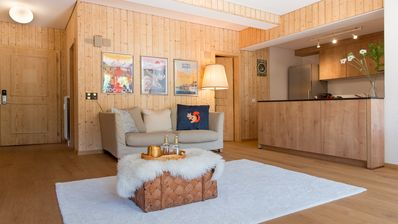 Photo for Chalet Sonneck - stylish apartment with garden