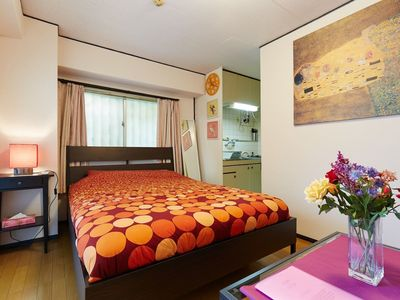 Photo for 1BR Building Vacation Rental in Tokyo, Minato-ku