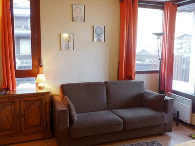 Photo for Apartment in the center of Chamonix with Lift, Parking, Internet, Terrace (102721)