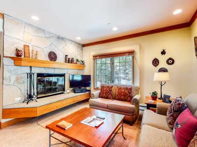Photo for Beautiful family-friendly home w/shared pool & hot tub + near lifts & downtown!