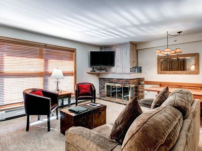 Photo for Mountain View Ski-in/Ski-Out Vail 1 Bedroom Condo. Hot Tub, Pool