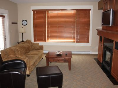 Photo for 3 Bedroom Executive Condo with Private Hot Tub at Snowbird Lodge