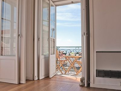 Photo for River Views Apartment with Balcony in Chiado