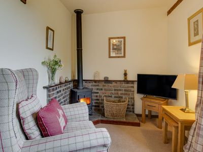 Photo for The Dairy is one of five self-catering cottages found in the beautiful and idyllic countryside near