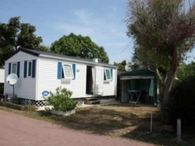 Photo for Rental Mobile home - Close to the sea