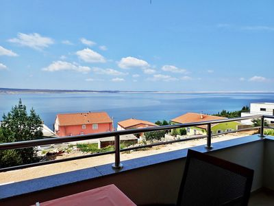 Photo for Apartments Jadranka-with the seaview (42017-A2) - Starigrad Paklenica