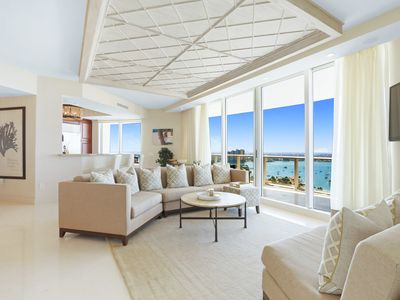 Photo for $5 Million Ritz-Carlton Ocenview Penthouse 3BR Residence ★★★★★ Hotel Amenities