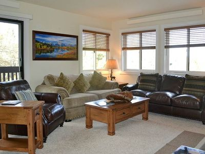 Photo for Sleeping Indian W11: Teton Village - Beautiful Interior - Close to Chairlift - Pool & Hot Tub Access