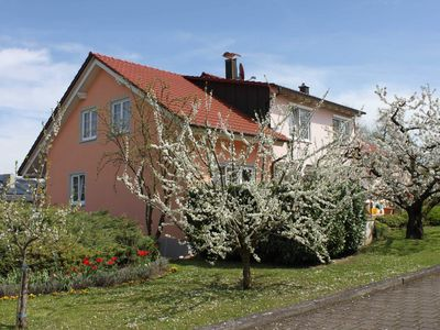 Photo for Haus Eschbach - Apartment, 45 sqm, ground floor, 1 living room / bedroom, double bed and sofa bed for