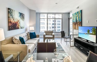 Photo for Luxury | 1BR Apartments | Downtown Bethesda | by GLS
