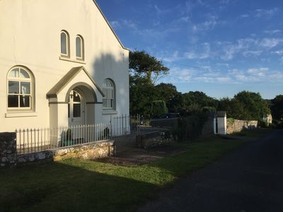 Photo for Formerly a Congregational Chapel offering a unique holiday in Pembrokeshire