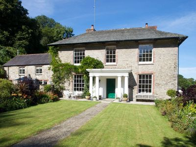Photo for 6 bedroom accommodation in Cornworthy, near Totnes