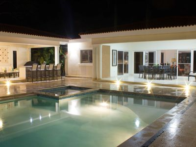 Photo for 6 Bedroom Villa Sosua Dominican Republic Private Pool. Near Beach. Great Service