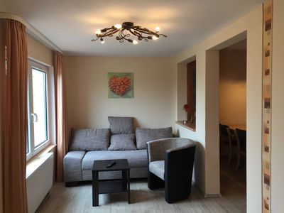 Photo for 1BR Apartment Vacation Rental in Altenkirchen