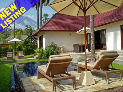 Photo for Jepun, 3 Bedroom Villa in bali s famous diving area