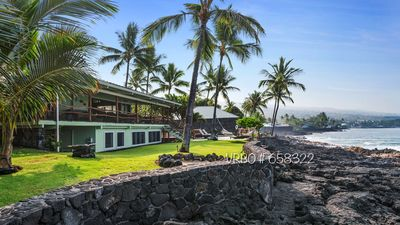 Photo for 🌺Beautiful gated Private Oceanfront Home wit