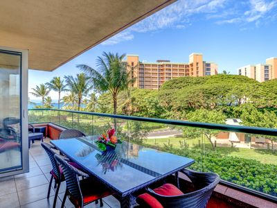 Photo for K B M Hawaii: Ocean Views, Extra Large Suite 2 Bedroom, FREE car! Jun & Jul Specials From only $251!