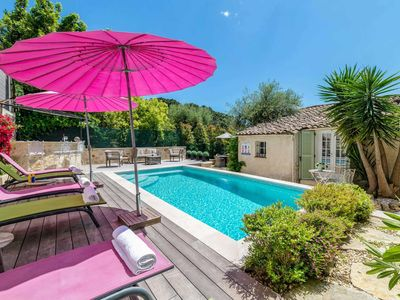 Photo for 4 bedroom accommodation in Cannes